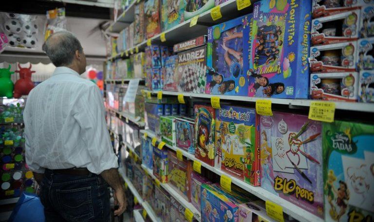 dia das criancas tera orcamento maior para presentes este ano diz pesquisa foto agencia brasil