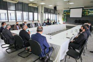 fee e prefeitura de goiania debatem medidas para conter avanco da covid