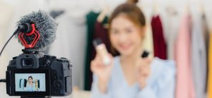 pequenos negocios podem aumentar as vendas com as lives de comercio